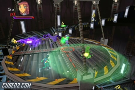 Teen Titans Cheats & Codes for Xbox -