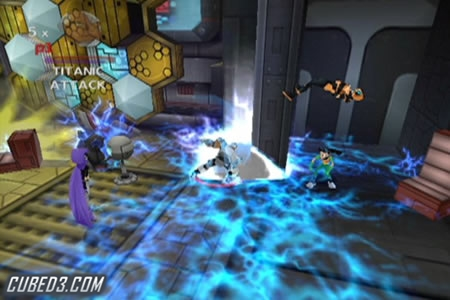 Teen Titans Cheats, Codes, Cheat Codes for GameCube GCN