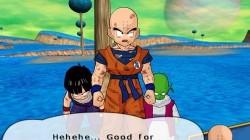 Screenshot for Dragon Ball Z: Budokai Tenkaichi 2 - click to enlarge
