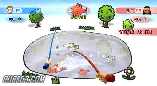 Screenshot for Wii Play on Wii