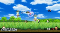 Screenshot for Wii Play (Hands-On) - click to enlarge
