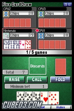 Screenshot for 42 All-Time Classics on Nintendo DS