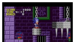 Screenshot for Sonic the Hedgehog Genesis - click to enlarge