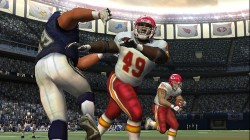 Screenshot for Madden NFL 07 on GameCube - on Nintendo Wii U, 3DS games review