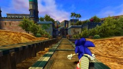 Screenshot for Sonic and the Secret Rings - click to enlarge