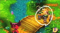 Screenshot for Heroes of Mana (Hands-On) - click to enlarge