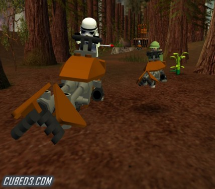 Lego Star Wars Ii The Original Trilogy Gamecube Review Page 1