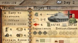 Screenshot for Panzer Tactics DS - click to enlarge