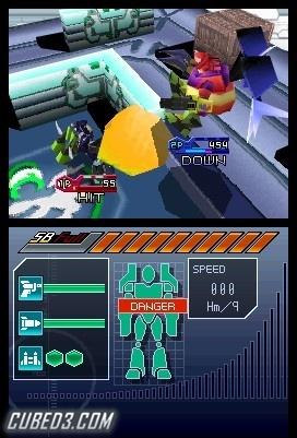 Custom Robo Arena on (Nintendo DS): News, Reviews, Videos ...