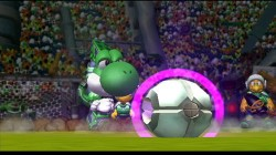 Screenshot for Mario Strikers Charged Football - click to enlarge