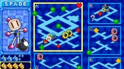 Screenshot for Bomberman Land Touch! - click to enlarge