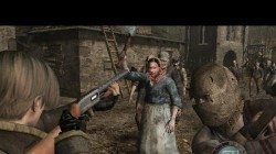 Screenshot for Resident Evil 4 Wii Edition - click to enlarge