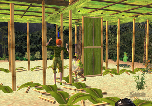 Nintendo media ea dumps sims on castaway island page 1 cubed3