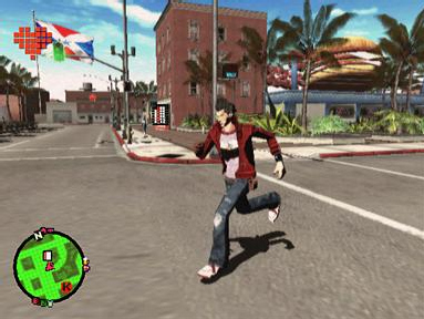 Screenshot for No More Heroes on Wii - on Nintendo Wii U, 3DS games review