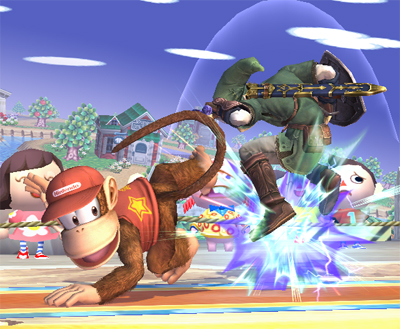 News: Nintendo Wii Media | Smash Update: Diddy Kong Joins ...
