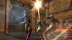 Screenshot for Soulcalibur Legends - click to enlarge
