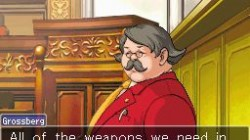 Screenshot for Phoenix Wright: Ace Attorney - Trials & Tribulations - click to enlarge