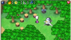Screenshot for Bomberman Story - click to enlarge
