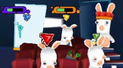 Screenshot for Rayman Raving Rabbids 2 - click to enlarge