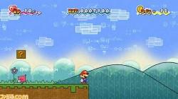 Screenshot for Super Paper Mario - click to enlarge