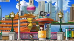 Screenshot for MapleStory DS - click to enlarge