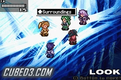 Screenshot for Riviera: The Promised Land on Game Boy Advance - on Nintendo Wii U, 3DS games review
