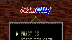 Screenshot for Sim City - click to enlarge