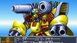 Screenshot for Super Robot Taisen: Original Generation - click to enlarge