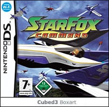 Box art for Star Fox Command