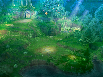 Screenshot for Tales of Symphonia: Knight of Ratatosk on Wii
