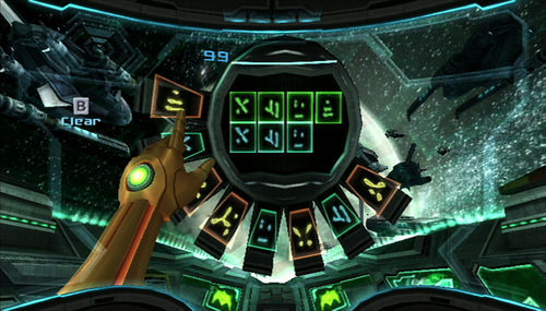 Screenshot for Metroid Prime 3: Corruption on Wii