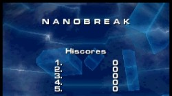 Screenshot for Nanostray 2 - click to enlarge