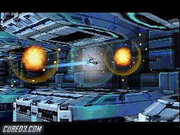 Screenshot for Nanostray 2 on Nintendo DS- on Nintendo Wii U, 3DS games review