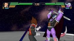 Screenshot for Dragon Ball Z: Budokai Tenkaichi 3 - click to enlarge