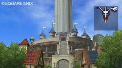 Screenshot for Dragon Quest Swords: The Masked Queen & the Tower of Mirrors - click to enlarge