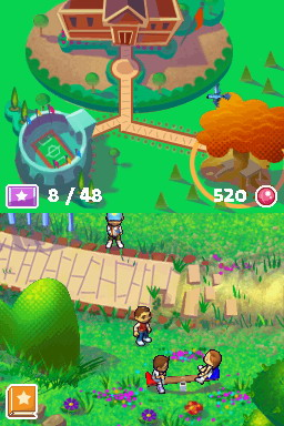 EA Playground (Nintendo DS) Review - Page 1 - Cubed3