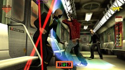 Screenshot for No More Heroes (Hands-On) - click to enlarge