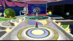 Screenshot for Super Mario Galaxy (Hands On) - click to enlarge