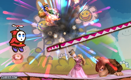 Screenshot for Super Smash Bros. Brawl on Wii- on Nintendo Wii U, 3DS games review