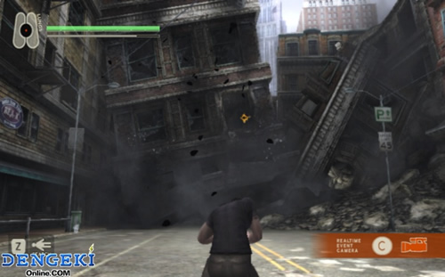 Screenshot for Disaster: Day of Crisis on Wii