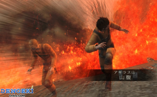 Screenshot for Disaster: Day of Crisis on Wii - on Nintendo Wii U, 3DS games review