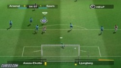 Screenshot for FIFA 08 - click to enlarge