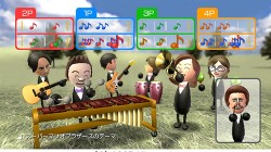 Screenshot for Wii Music - click to enlarge