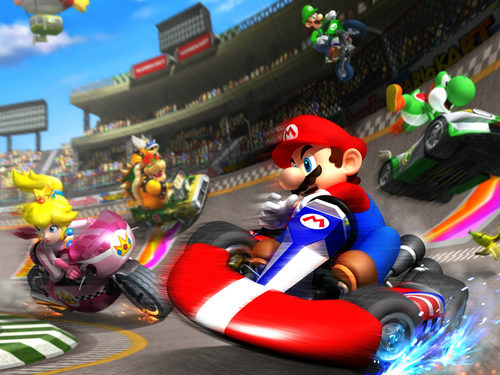 Image for Mario Kart Wii Friend Codes and Chat