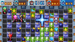 Screenshot for Bomberman Land Touch! 2 - click to enlarge