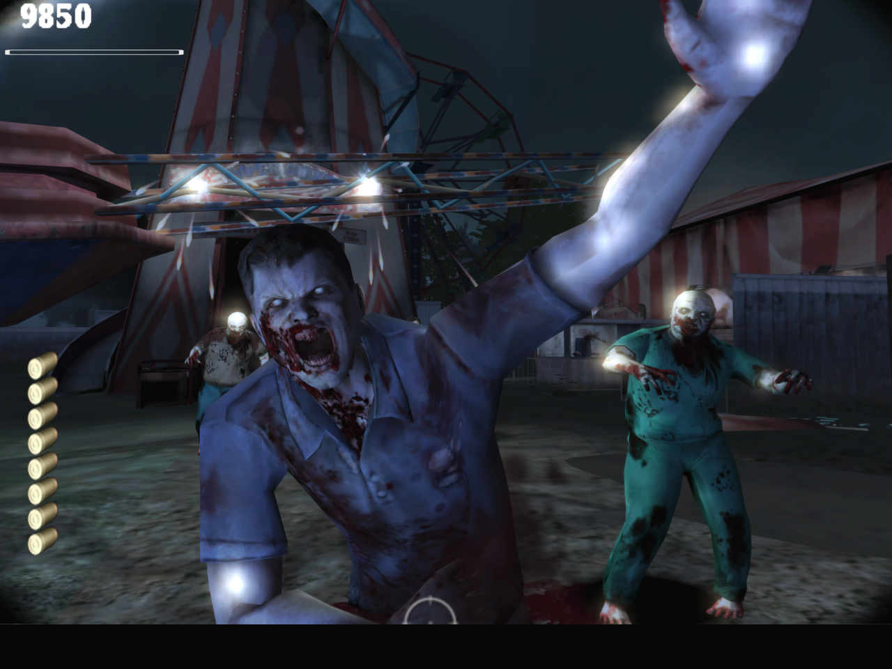 Screenshot for The House of the Dead: Overkill on Wii - on Nintendo Wii U, 3DS games review