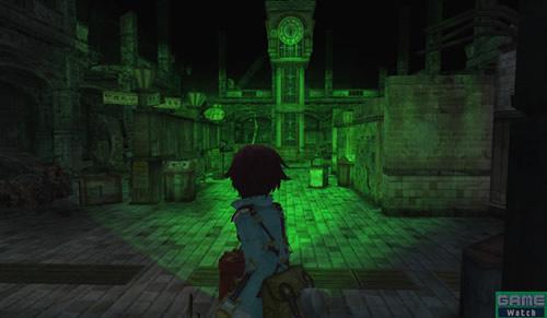 Image for Namco Bandai Reveal New Fragile Screens