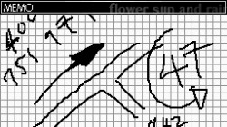 Screenshot for Flower, Sun and Rain - click to enlarge