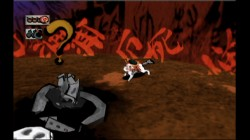 Screenshot for Okami - click to enlarge