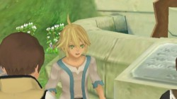 Screenshot for Tales of Symphonia: Dawn of the New World - click to enlarge